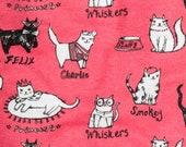 Cartoon Cat Names Nipmats Refillable Catnip Mat