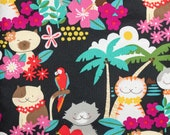 Tropical Kitties Nipmats Refillable Catnip Mat