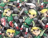 Legend of Zelda Link Refillable Catnip Mat