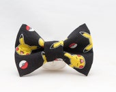 Dapper Cat Pikachu Bow Tie