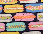 Hot Dogs Refillable Catnip Mat