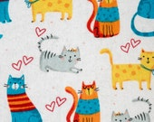 Cats in Sweaters Refillable Catnip Mat