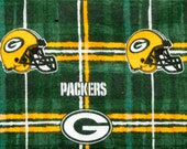 Green Bay Packers Football Refillable Catnip Mat