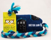 Doctor Who Tardis Stuffed...