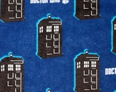 Doctor Who TARDIS Nerd Mat Refillable Catnip Mat