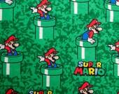 Super Mario Pipes Pattern Nipmats Refillable Catnip Mat