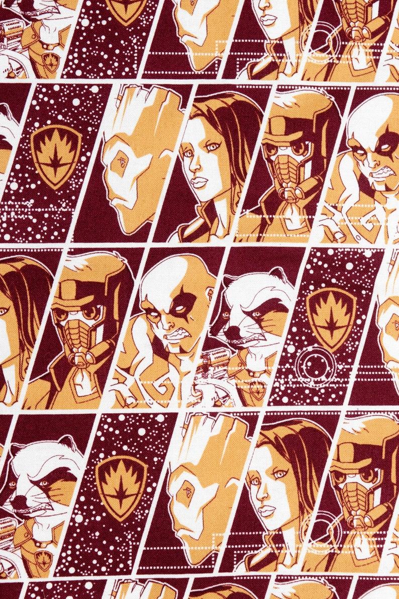 Guardians of the Galaxy Nerd Mat Refillable Catnip Mat image 0