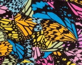 Rainbow Butterflies Nipmats Refillable Catnip Mat