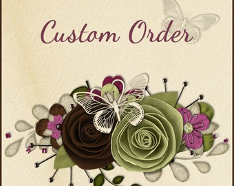 Customer order for JAMILA BROWN COLEMAN  Personalizxed Halloween Bag