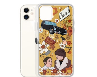 Harold & Maude iPhone Case