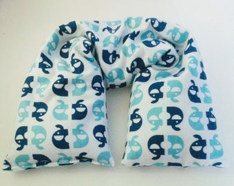 Flaxseed Neck Wrap Flax Seed Pillow