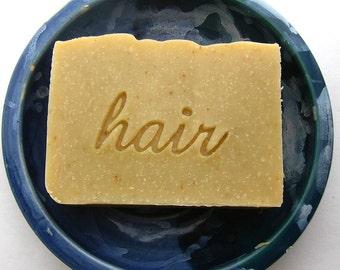 Lemon Vanilla Shampoo Bar, vegan shampoo bar, Aloe shampoo bar, sls free shampoo bar, palm oil free shampoo bar