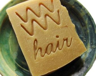 Neem Shampoo Bar, SLS free shampoo bar, Palm oil free shampoo bar, Shampoo bar for problem scalp