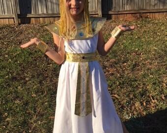 Cleopatra Dress Etsy