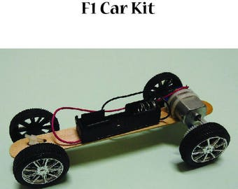 DIY Toy Car Kit