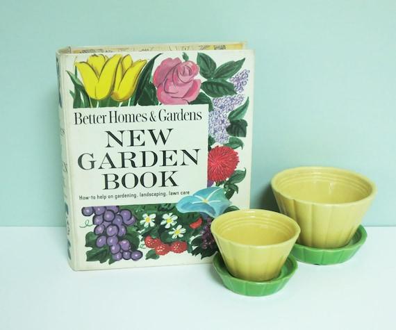 New Garden Book Better Homes & Gardens 1960s Comprehensive