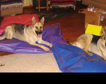 100 Waterproof Tough Dog Bed Baby Crib Mattress Cover Etsy