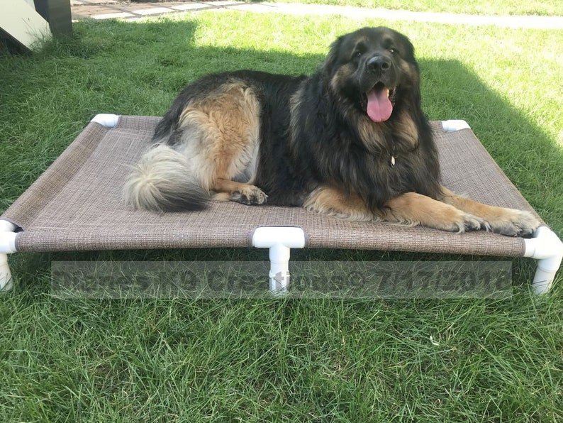 Heavy Duty Extra Large Dog Beds With Middle Support 10 Colors 2 Sizes  Waterproof, Mildew And Stain Resistant, Dogs Up To 160 And 200 Pounds