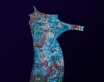 Enchantment Under the Sea Print / Seahorse Print / Marine Life Print / Ocean Wall Art / Beautiful Print / Home Decor / 8 x 10