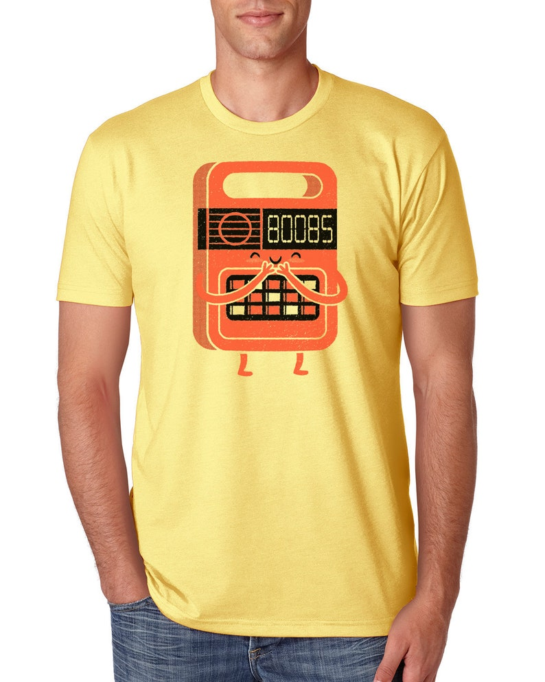 71f3c143c91b0 Men's Funny T Shirt, Classic Speak And Spell Shirt, Retro Boobs Joke  TShirt, Fathers Day Rude Innuendo T-Shirt, Yellow Mens Tee
