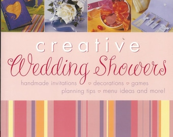 DOLLAR SALE - Creative Wedding Showers by Laurie Dewberry #MB015.5