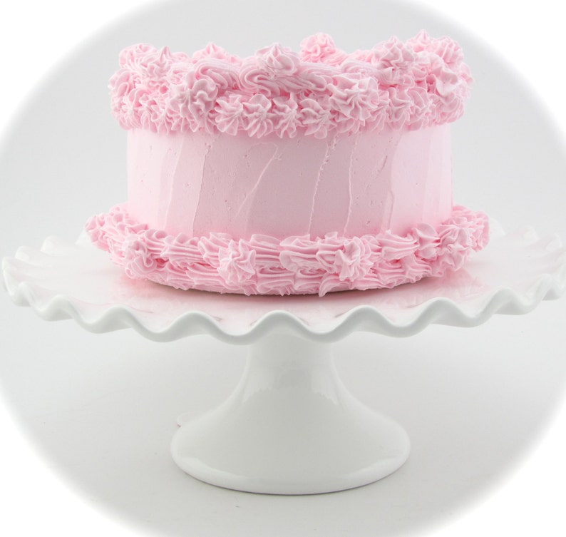 Fake Pink Cake Heavenly Cakes Collection