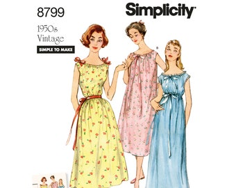 Simplicity 8799 Sewing pattern 657fa0a41