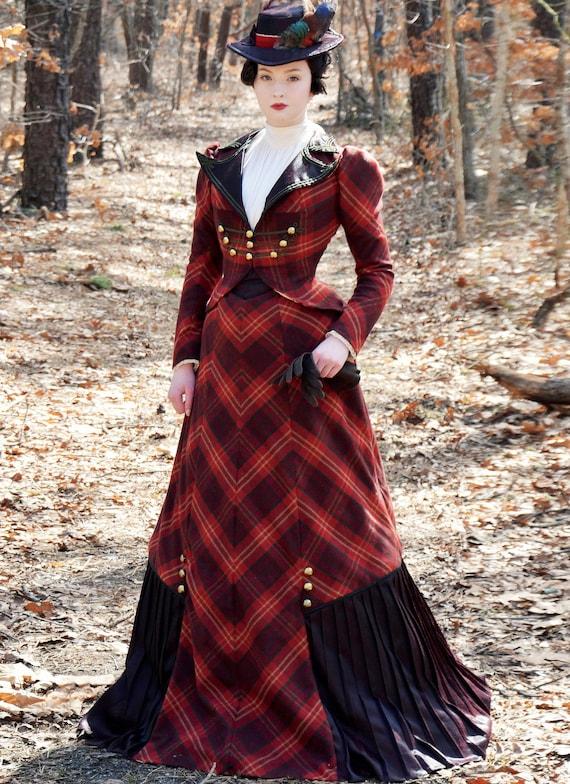 Historische Schnittmuster Kostüm Kleid Muster McCalls | Etsy