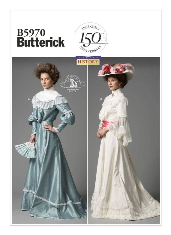 Victorian Dress Patterns