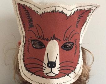 Fox Mask kids unisex