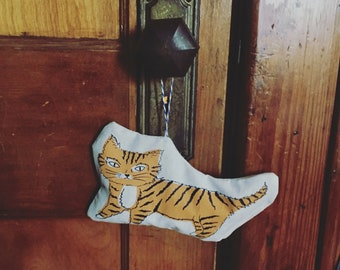 Tiger kitty sachet