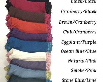 Organic Underwear - Soy Luscious Boy Short Undies - 3 pack - Eco Friendly Underwear