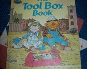 The Tool Box A Sesame Street Book 1980