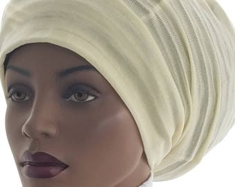 Huggee Locks Beanie™ Hat Slouchy Cap Soft Pastel Yellow Dreadlocks Rastafari Beanie Big Hair Long Hair Beanie Hat Handmade