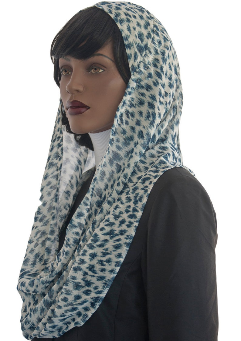 Kaatnu™  Veil Christian Scarf Catholic Veil Modest image 0