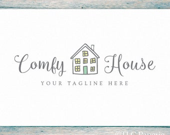 Realty Logo, Custom Logo,  Real Estate Logo, Business Logo, Realtor Logo, Cottage Logo,  Rental Logo, House Logo