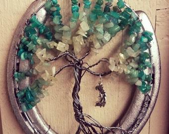 Horse shoe tree of life