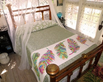 Dream Catcher Bed Runner