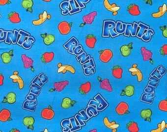 17474f308b525 Runts fabric | Etsy