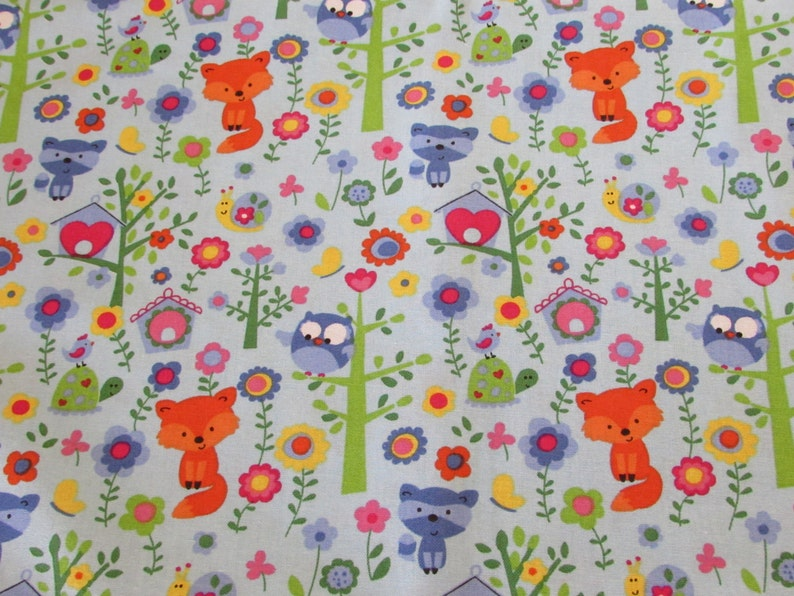Dog bandanas Fox /& Bears
