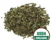 Lemon Balm Leaf Cut Organic 1 oz