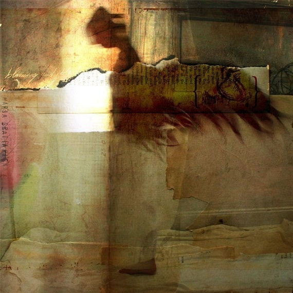 Occurrence - Limited Edition Print of Original Mixed Media