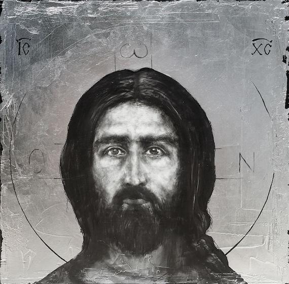Christ Pantocrator - print