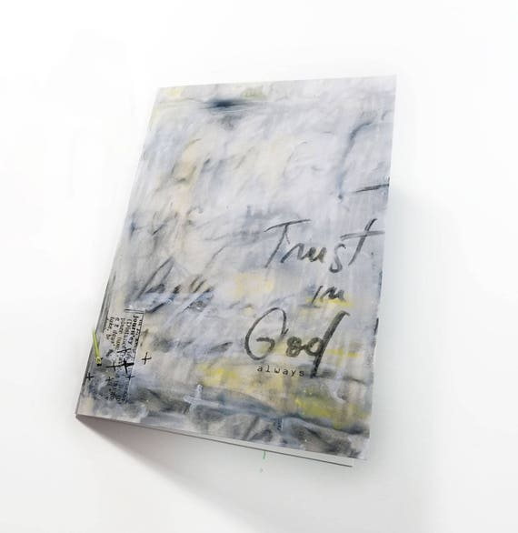 Trust in God - note card