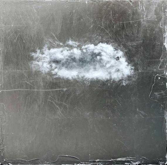 Silver Days, by Ingrid Blixt, metallic print