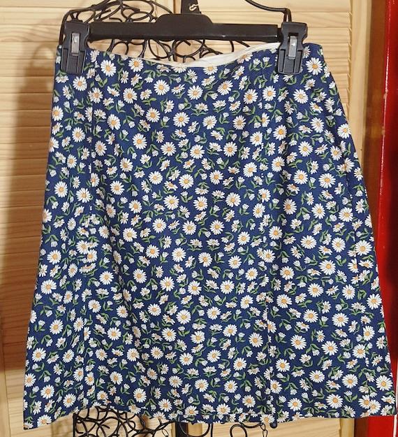 Vintage 1960s Mini Skirt
