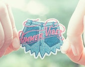 DISCOUNTED: Summer Vibes Patch