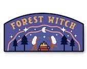 Forest Witch Sticker