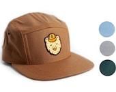 Baseball Cap with Ranger Bear Patch
