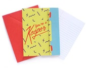 Stay Cool - Folded Greeting card